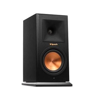 Klipsch RP-140WM Ebony Wireless Bookshelf Speakers - Pair