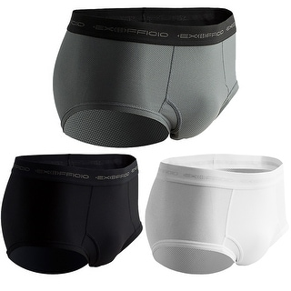 ExOfficio Give-N-Go Breathable Quick Dry Classic Brief (Option: White)
