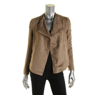 Kut From The Kloth Womens Faux Suede Lined Jacket