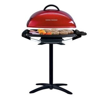Applica - Gfo201r - Gf Indoor Outdoor Grill Red