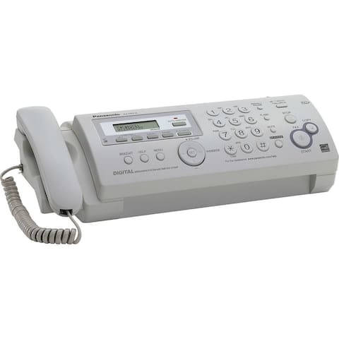 Panasonic KX-FP215 Plain Paper Fax Machine / Copier Digital Answering System
