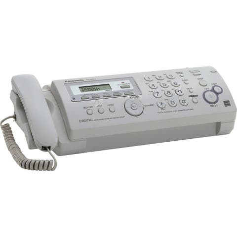 Panasonic KX-FP215 Plain Paper Fax Machine