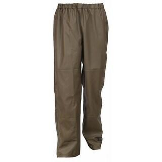 Helly Hansen Workwear Mens Impertech Reinforced Waist Pan - Green Brown - L