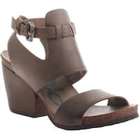 OTBT Women's Lee Sandal Mint Leather