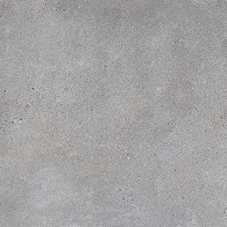 "Emser Tile F84ALPH1313  Alpha - 13-1/8"" x 13-1/8"" Square Floor and Wall Tile - Smooth Concrete Visual"