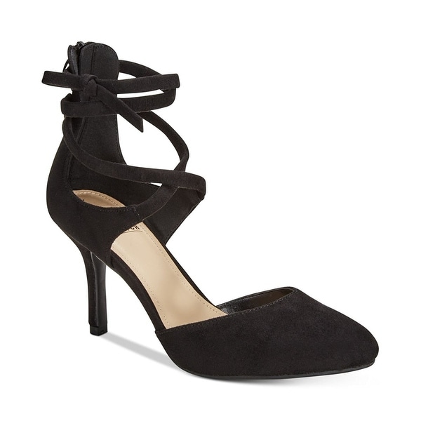 Impo Womens Tennessee Closed Toe Ankle Strap D-orsay Pumps