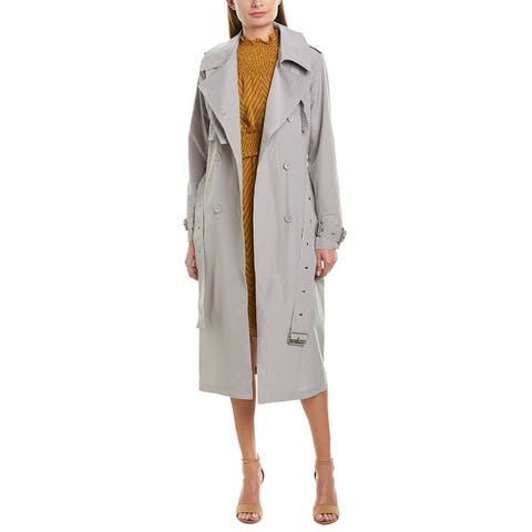 Walter Baker Stanton Trench Coat