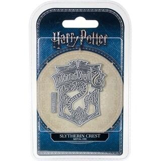 Harry Potter Die-Slytherin Crest