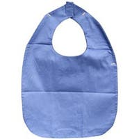 "Royal Blue - Adult Bib 16""X20"""