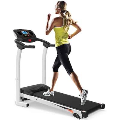 Electric Treadmill Folding Motorized Running Machine US Plug 110V