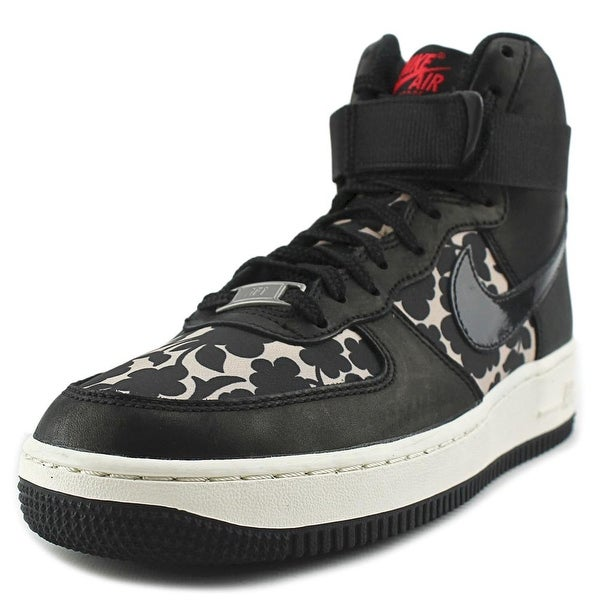 Nike Air Force 1 Hi LIB QS   Round Toe Leather  Basketball Shoe