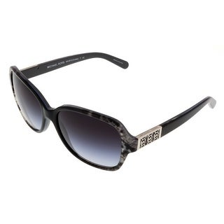 Michael Kors M6013 CUIABA 302011 Grey Snake Rectangular Sunglasses