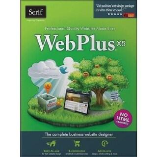 Serif 196139 Serif WebPlus X5 - Professional Sites Made Easy