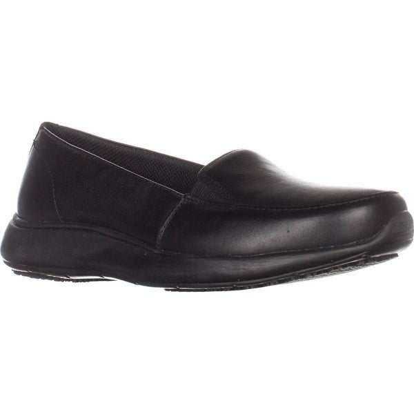 Dr. Scholls Lauri Slip On Work Loafers, Black