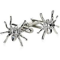 Tarantula Spider Insect Halloween Cufflinks
