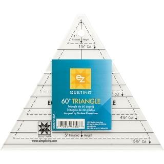 Triangle Template Shape-