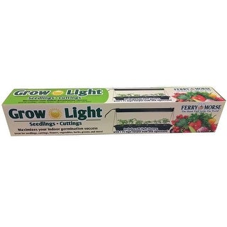 "Ferry Morse KLIGHT LED Indoor Grow Light, 24"""