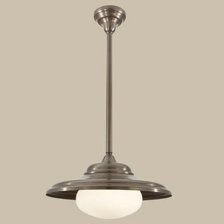 Norwell Lighting 5385 1 Light Pendant from the Jeremy Collection