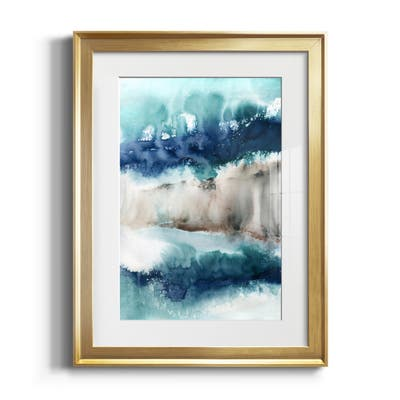 Shifting Sands Premium Framed Print - Ready to Hang