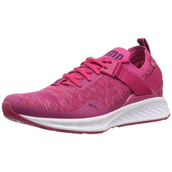 eb4f47c0c40ed6 Shop Kids PUMA Girls ignite Low Top Lace Up Walking Shoes - Free ...