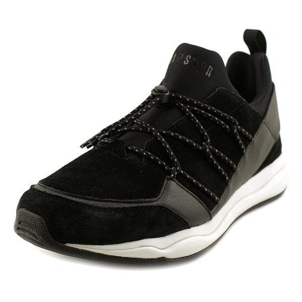 Puma Cell Bubble x Trapstar Men Round Toe Synthetic Black Sneakers