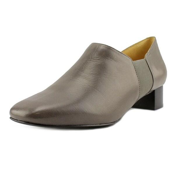 Trotters Lillian Dark Grey Boots