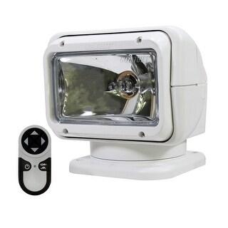 Golight Permanent Mount RadioRay Wireless Search Light White 2000