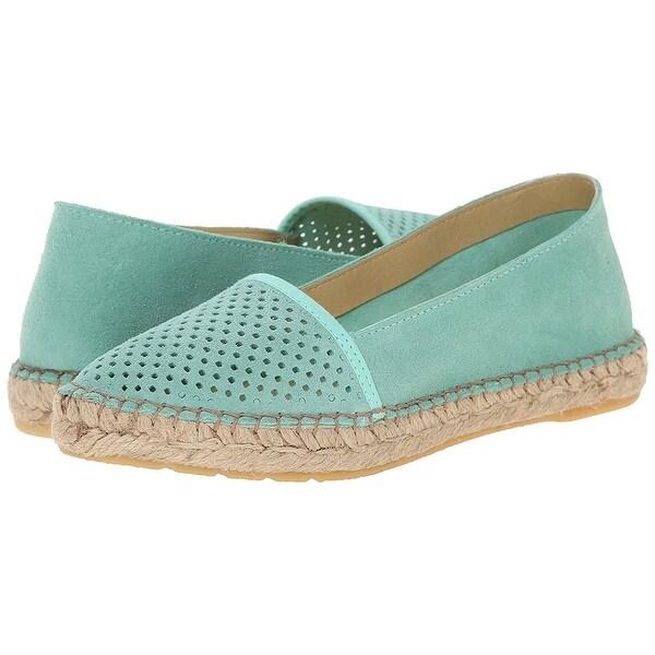 Miz Mooz NEW Mint Green Women's Shoes Size 9M Angela Espadrilles