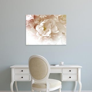 Easy Art Prints Judy Stalus's 'Froth' Premium Canvas Art