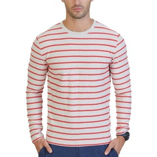 Nautica Mens T-Shirt Slim-Fit Striped (2 options available)