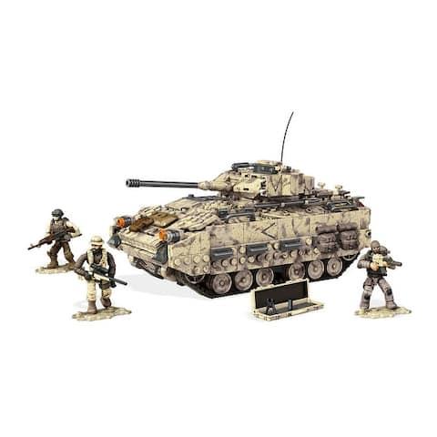 Mega Bloks Call of Duty Desert Tank Building Set - Multi