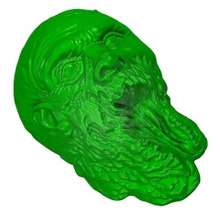The Walking Dead Plastic Gelatin Mold - Multi
