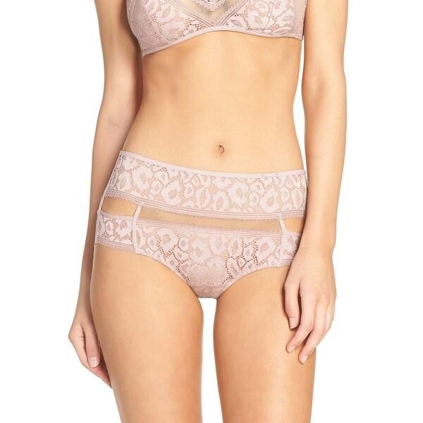547df2506deb2 Calvin Klein Womens Pink Tease High Waist Hipster Brief Underwear