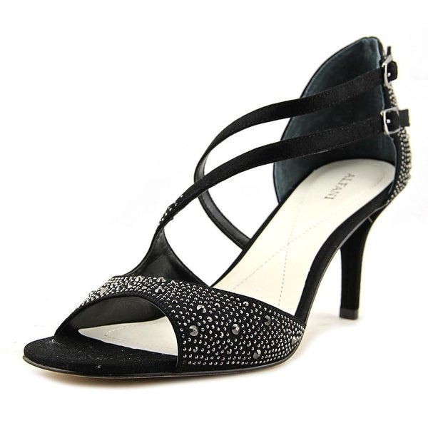 Alfani Cremena Women Open-Toe Synthetic Heels