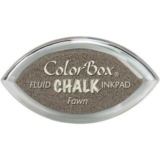 ColorBox Fluid Chalk Cat's Eye Ink Pad-Fawn