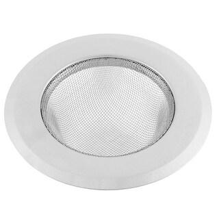 Home Kitchen Basin Sink Filter Mesh Strainer Stopper 11.3cm Outer Dia