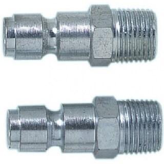 "Campbell Hausfeld PA1143 T-Style Automotive Plug, 3/8"", 2-Pack"