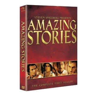 Steven Spielberg Presents Amazing Stories: The Complete First Season - 4 Dvd Set