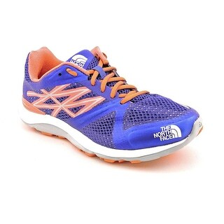 The North Face NEW Blue Hyper-Track Guide Size 9M Running Shoes