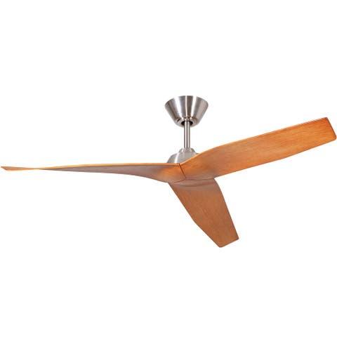 "Craftmade PIR483 Pireos 48"" 3 Blade Ceiling Fan - Blades and Remote"
