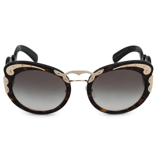 1f05ec5b88 Shop Prada Minimal Baroque Butterfly Sunglasses PR07TS 2AU0A7 54 ...