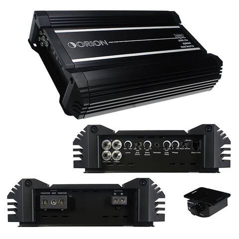 Orion XTR D Class Amplifier 2500 Watts RMS 1 Ohm