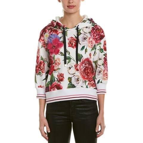 Dolce & Gabbana Floral Sweatshirt