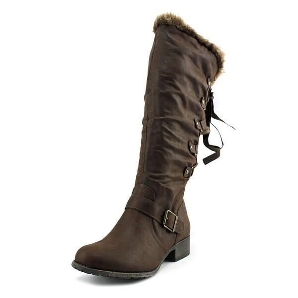 Jellypop Elta Women Dk. Brown Boots