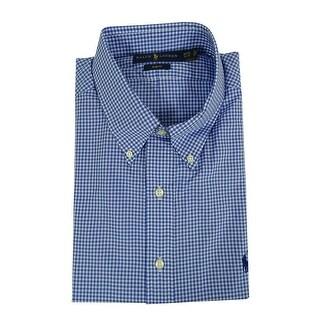 Ralph Lauren Men's Slim Fit Cotton Shirt