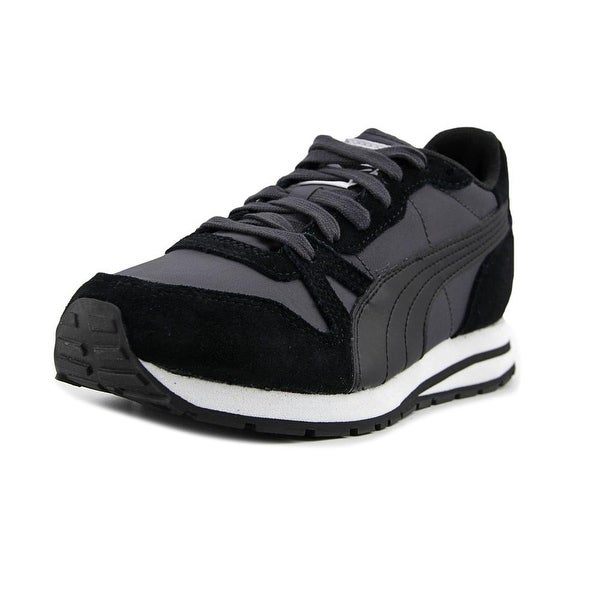 Puma Yarra Classic Women Puma Black-Asphalt Sneakers Shoes