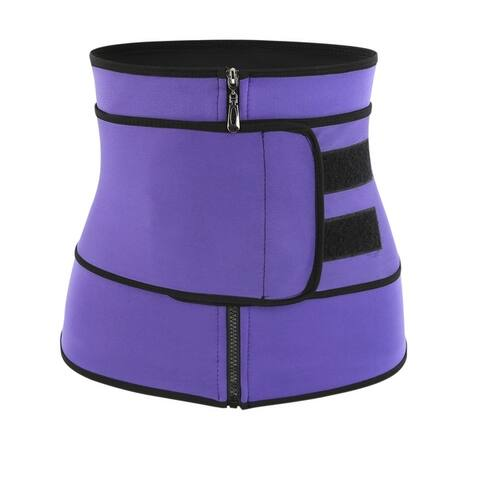 Women's Body Shaping Waist Girdle Waist Belt Sports Plastic Belt