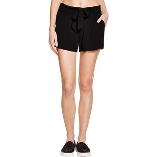 Splendid Womens Viole Casual Shorts Pull On Belted
