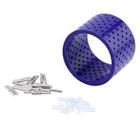 Artistic Wire, 3D Bracelet Jig, Create Bangles Cuffs and Curved Components 2.75 Inches, 1 Piece
