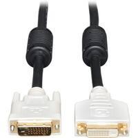 """""""Tripp Lite P562-006 Tripp Lite DVI Dual Link Extension Cable, Digital TMDS Monitor Cable - (DVI-D M/F) 6-ft."""""""